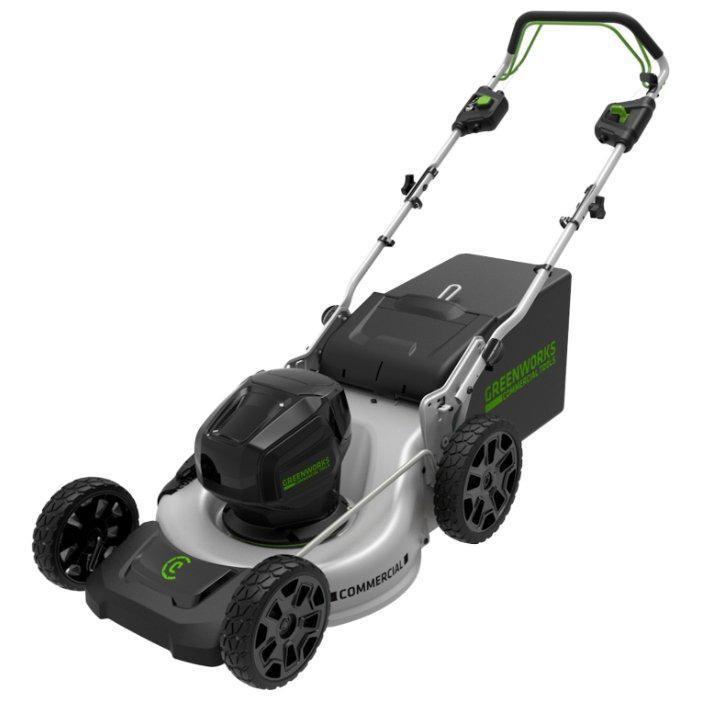 аккумулятор для газонокосилки Greenworks зарядить